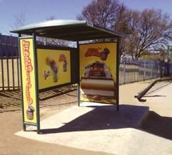 Provantage enhances brands through bus and commuter shelter advertising
