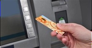 ATM withdrawals show slight increase