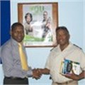 UCKG donates spiritual books to Rooigrond Correctional Centre library for North West region