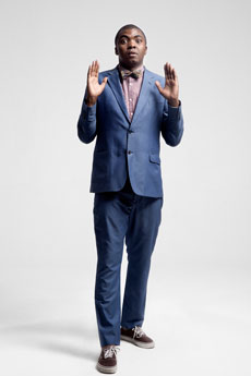 Loyiso Gola Live and very, very direct