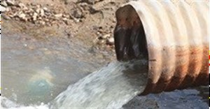 Companies responsible for water pollution warned