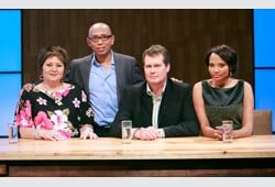 Food Network to produce Chopped South Africa