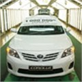Corolla scores one million for Toyota