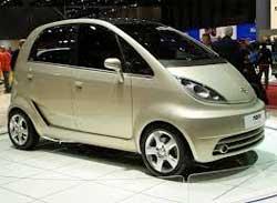 Branding the Tata Nano as a cheap car was a mistake says Ratan Tata. Image: Wiki Images