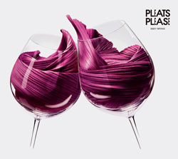 Pleats Please Happy Anniversary Posters. Client: Issey Miyake. Award Category: Graphic Design. Agency: Taku Sotah Design Office. (© TASCHEN)
