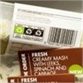 New on-pack recycling label from Woolworths