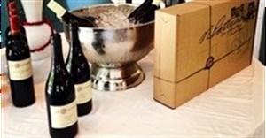 Neil Patterson releases sulphite-free wine range