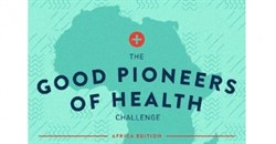 Winners of the Pioneers of Health Challenge announced