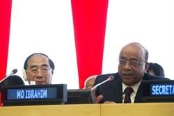Mo Ibrahim, Sudanese mobile communications entrepreneur and billionaire