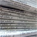 Going digital hurting newspapers: industry spokesman
