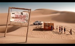New TVC for Hilux builds on 'Toughness Rubs Off' proposition