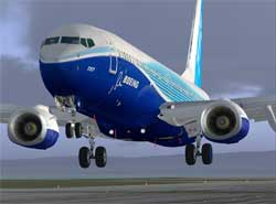 Boeing's production of its 737 range of aircraft is likely to increase in 2014 as strong demand for the 737-900 remains. Image: