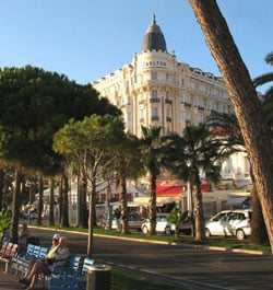 Cannes, home to Cannes Lions International Festival of Creativity and Lions Health Awards. (Image: Wikimedia Commons)