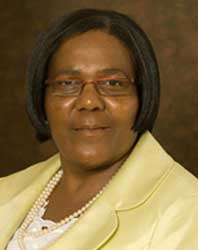 Transport Minister, Dipuo Peters wants to draw accident information from sources other than the SAPS. Image: GCIS
