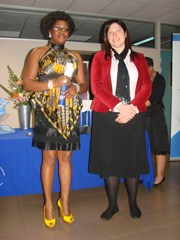 2012 Wits Language School EPD Certificate Ceremony