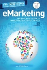 New version of eMarketing textbook released