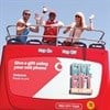 Vodacom onboard City Sightseeing - Tag 8
