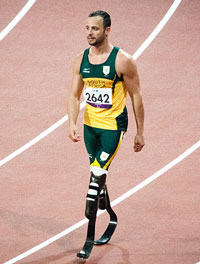 Prosecutors are apparently amenable to the trial being broadcast live but the defence lawyers feel it could impinge on Pistorius' right to a fair trial. (Image: Chris Eason, via Wikimedia Commons)