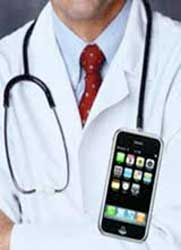 Doctors hope to reduce health care costs using monitors. Image: