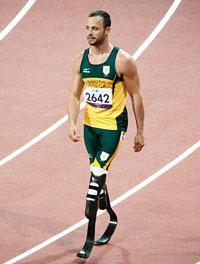 Oscar Pistorius. (Image: Chris Eason, via Wikimedia Commons)