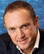 Bob van Dijk is to take over from Koos Bekker. (Image extracted from the Naspers website)