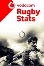Free app for Vodacom rugby stats