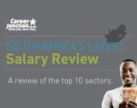 CareerJunction's latest South African Salary Review