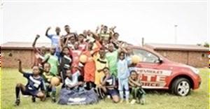 Dreamfields brings hope to Vosloorus youth