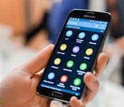 Samsung's Galaxy S5 smartphone. Image: