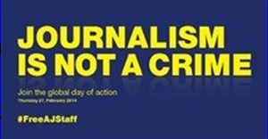 Global Day of Action in support of detained journalists