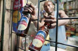 Students spend more on alcohol than on food according to new research. Image: SABMiller