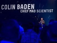 Colin Baden - CEO