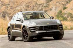 Porsche expects to sell 50,000 Macan models a year. Image:
