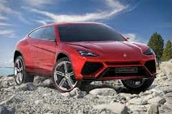 Lamborghini's Urus SUV is still awaiting a final decision from VW to go ahead.