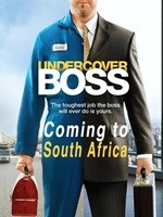 CIA Films to produce Undercover Boss in SA