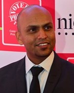 Preetesh Sewraj, the CEO and chief innovation analyst of Product of the Year - South Africa.<br>Image: 11th-Realm M2<br>Source: POYSA