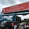 Alliance Media donates footbridge