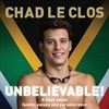 Chad le Clos biography out in April