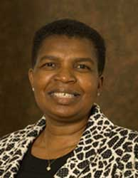 Disgraced former Communications Minister, Dina Pule. Image: GCIS