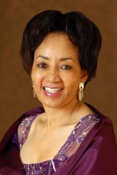 Cabinet Minister Lindiwe Sisulu did much of the development work on the new code of conduct. Image: GCIS