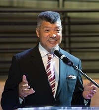 Prof Ihron Rensburg