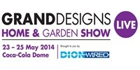 DionWired to sponsor Grand Designs Live