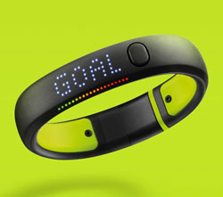 Nike's Fuelband.