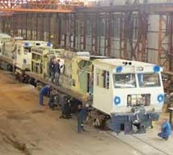 RRL Grindrod says it is building international quality locomotives at at least 30% less than the cost of its competitors. Image: RRL Grindrod