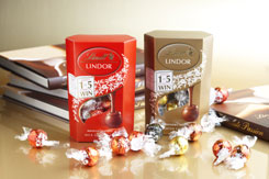 34 and Lindt create an irresistibly brilliant Mother's Day campaign