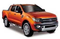 Ford has the capacity to increase it production in South Africa, particularly of the Ranger model. Image: Ford