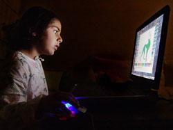 Teach your children safe social networking. (Image: Kevit Dilmen, via Wikimedia Commons)