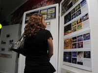 Travelling Loeries exhibition in Pretoria