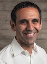Ali Jafari, Twitter vice president of direct sales, EMEA.*