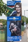 NSPCA 'Election' Poster campaign catches eyes